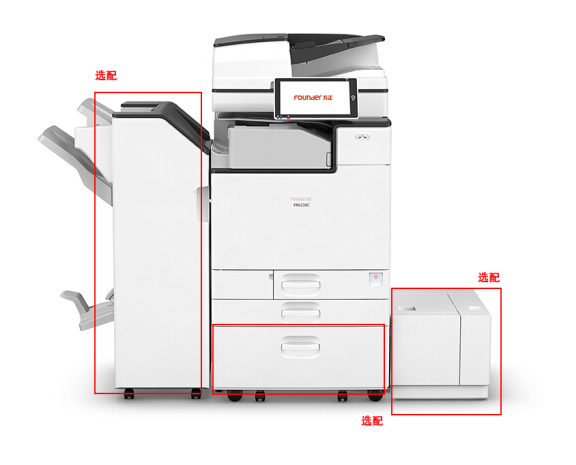 方正(Founder)FR6230C 多功能数码复合机扫描复印机打印机一体机_http://www.chuangxinoa.com/img/images/C201912/1575875960142.png