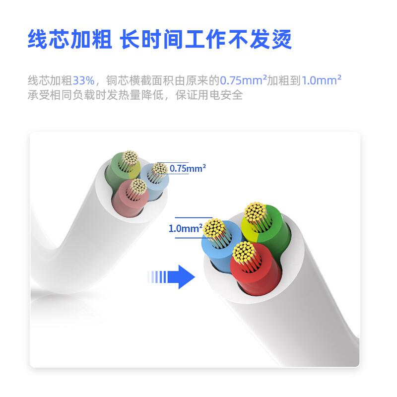 得力(deli)新国标安全插座/插排/插线板/接线板/排插/拖线板 总控开关 儿童保护门 6组合孔3米 18260_http://www.chuangxinoa.com/img/images/C202104/1618302266501.jpg