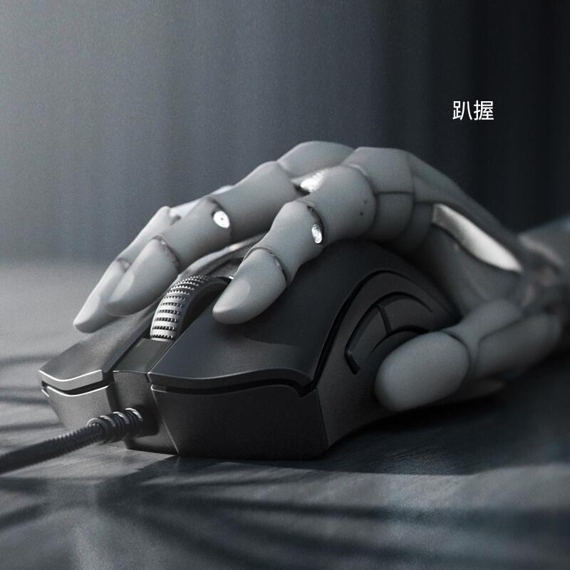 雷蛇 Razer 雷蛇炼狱蝰蛇V2迷你版 鼠标 有线鼠标 游戏鼠标 右手鼠标 RGB 电竞 黑色 8500DPI_http://www.chuangxinoa.com/img/images/C202104/1619146646800.jpg