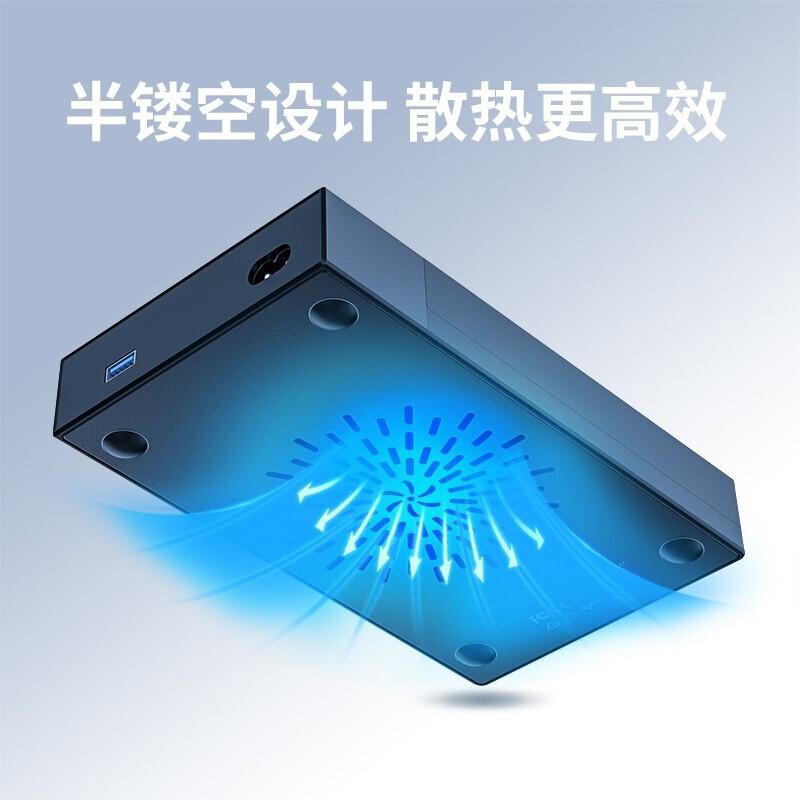 奥睿科(ORICO)移动硬盘盒3.5英寸带电源USB3.0 SATA串口笔记本电脑外置壳固态机械ssd硬盘盒子 黑色3599U3_http://www.chuangxinoa.com/img/images/C202105/1620612233254.jpg