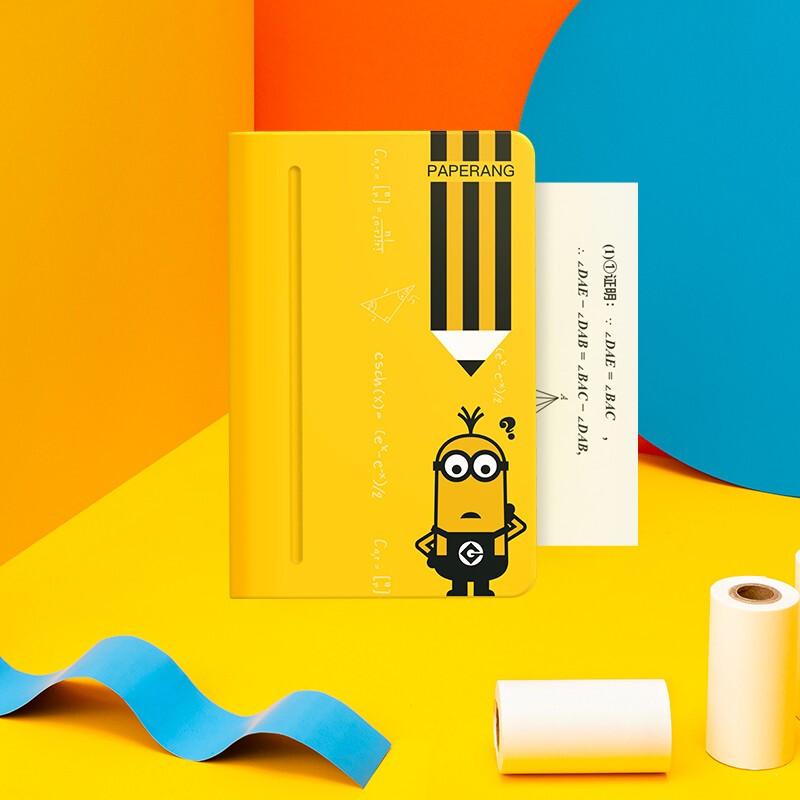 喵喵机C1高清宽幅错题打印机小黄人联名款 _http://www.chuangxinoa.com/img/images/C202105/1620791096296.jpg