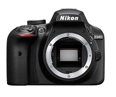 尼康(Nikon)D3400单反相机/单反套机 入门单反 照相机 家用/办公单反相机 搭配AF-P18-55VR镜头_http://www.chuangxinoa.com/img/sp/images/201805291456465823753.png