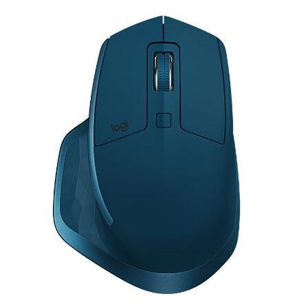 罗技(Logitech) MX Master 2S 无线蓝牙优联双模跨计算机控制鼠标 (睿智蓝)_http://www.chuangxinoa.com/img/sp/images/201806021530536136251.jpg