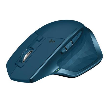 罗技(Logitech) MX Master 2S 无线蓝牙优联双模跨计算机控制鼠标 (睿智蓝)_http://www.chuangxinoa.com/img/sp/images/201806021530536136253.jpg
